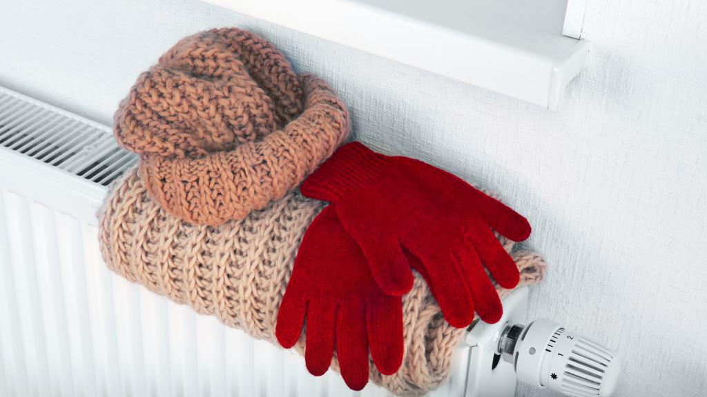 evitar tapar los radiadores