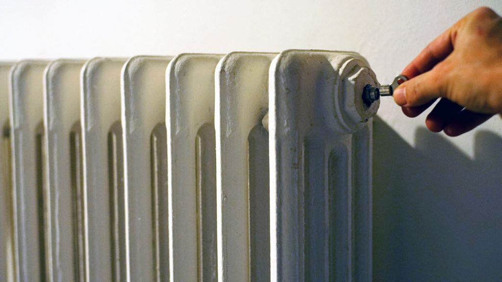 vaciar aire radiadores